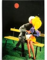 #404  Dolls, Handmade Model - Used Postcard - Jeux Et Jouets
