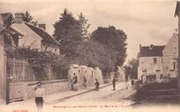 60 - Oise / 10555 - Montlognon - La Mairie Et L'école - Frankreich