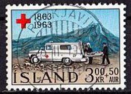 ISLAND Mi. Nr. 375 O (A-1-40) - 1944-... Republik