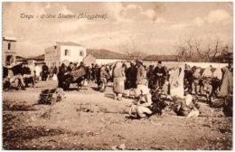 ALBANIE - Tregu I Drûëve Skutari (Shqypënië) - Albania