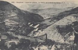 Transports - Chemins De Fer - Ligne De La Mure - Vallon De La Motte-les-Bains - Eisenbahnen