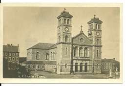 ROMAN CATHOLIC CATHEDRAL - ST. JOHN'S - NEWFOUNDLAND - St. John's