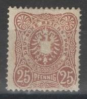 Allemagne - YT 40 * - 1879 - Allemagne