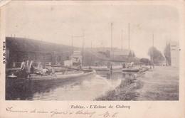 L'ECLUSE DE CLABECQ 1905 - Tubize