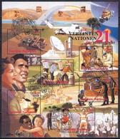 UN Geneva 2000 - United Nations In The 21st Century - UNO
