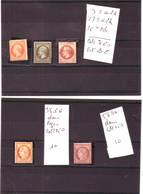 64 P N° 19,23,26,38 Et 58 Neufs Sans Gomme Et 2 Eme Choix Cote 1160 € - Autres
