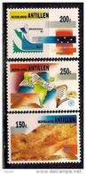 Netherlands Antilles 1993 - America UPAEP Mint - Surinam