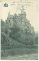 Trooz 1910(?); Château Des Roches - Voyagé. (Grand Bazar - Liège) - Trooz