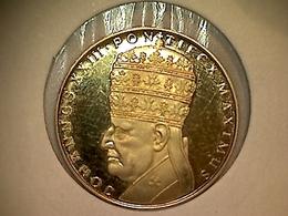 Vatican - Johannes XXIII Pontifex Maximus - 1 Dux - 980F - Or - Luxemburgo