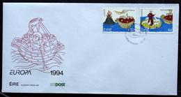 Ireland 1994  EUROPA  /  CEPT    MiNr.855-56  ( Lot 6599 ) - FDC
