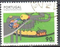Portugal 1993 - Mi.1978 - Used - Gebruikt