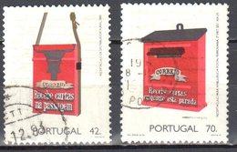 Portugal 1993 - Mi.1992,93 - Used - 1910-... República