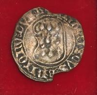 BRETAGNE - François II - Targe Rennes - Faux De Cuivre - 476-1789 Monnaies Seigneuriales