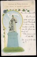 LEUVEN = STATUE DE PERE AU PARC ST.DONAT A LOUVAIN - Leuven