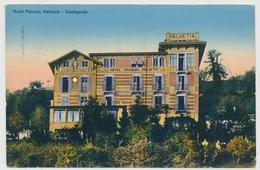 1927 Hotel Pension Herlvetia - Castagnola - TI Tessin