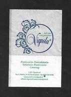 Tovagliolino Da Caffè - Bar Vignola Solofra ( Avellino ) - Serviettes Publicitaires