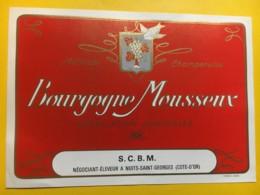 9172 -  Bourgogne Mousseux - Bourgogne