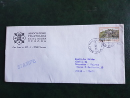 (10333) ITALIA STORIA POSTALE 1983 - 1946-.. République