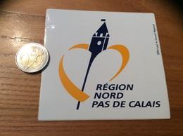 AUTOCOLLANT, Sticker *x «Région Nord Pas-de-Calais (62)» - Autocollants