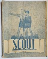 REVUE - SCOUT - LA REVUE SCOUTE DES GARCONS DE FRANCE - N°162 - MAI 1941 - ILLUSTRATION : JOUBERT - Scoutisme