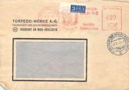 20pfg.AFS 1949 Torpedo-Werke Frankfurt A.M. - BRD