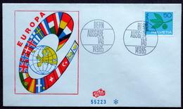 Switzerland  1965   EUROPA  / CEPT    MiNr.825    FDC   ( Lot 6600  ) - FDC