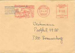 100 Pfg.AFS 1991 Bezirksamt Berlin-Spandau - BRD