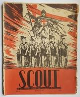 REVUE - SCOUT - LA REVUE SCOUTE DES GARCONS DE FRANCE - N°161 - AVRIL 1941 - ILLUSTRATION : JOUBERT - Scoutisme