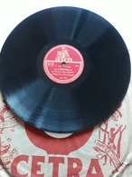 Cetra  - 1947   -  AA  Nr. 714.  Angelini E Otto Strumenti - 78 G - Dischi Per Fonografi