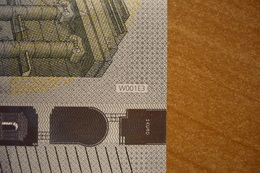 W001 E3 Draghi 5 EURO 2013 W001E3 WA1992784249 Unc, Neuf - EURO