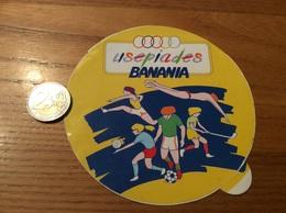 AUTOCOLLANT, Sticker  «usepiades - BANANIA » (sport) - Autocollants
