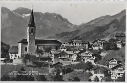 TROIS-TORRENTS → Schöne Dorfansicht Anno 1952 - VS Wallis