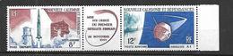 Nouvelle Calédonie  Poste Aérienne 1966 1er Satellite  Cat Yt  N°85 A N** MNH - Nouvelle-Calédonie