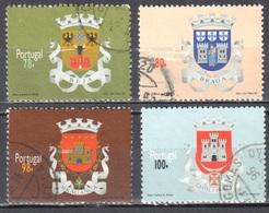 Portugal 1996 - Mi.2143-46 - 4v - Used - 1910-... República