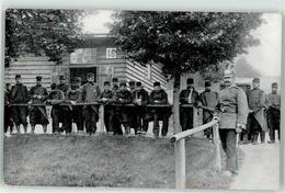 52702031 - Kriegsgefangene Franzosen - Unclassified