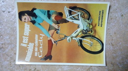 CPM. - MOTOBECANE MOTOCONFORT - CADY  - éditions Du Centenaire Illustration - MOTO - - Advertising