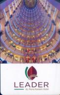 Saudi Arabia Hotel Key, Leader Al Muna Kareem Hotel , Madinah (1pcs) - Saudi Arabia