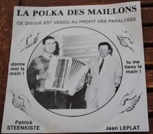 LA POLKA DES MAILLONS  PATRICX STEENKISTE  JEAN LEPLAT  1987 - Editions Limitées