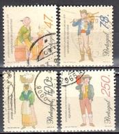 Portugal 1996 - Mi.2114-18 - 4v - Used - 1910-... República
