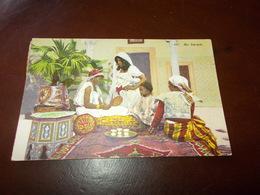 B703  Arabia Au Harem Cm14x9 Francobollo Strappato - Arabie Saoudite
