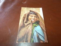 B703  La Petite Mendiante Cm14x9 Non Viaggiata - Saudi Arabia