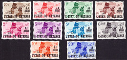 Katanga 0040/49 Indépendance  Infimes Pointes De Rouille --- PROMO - Katanga