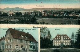 BLOTZHEIM Multi-vues  Haut-Rhin - Otros Municipios