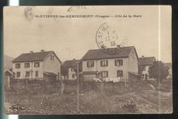 CPA Saint Etienne Les Remiremont - Cité De La Maix  - Circulée 1933 - Saint Etienne De Remiremont