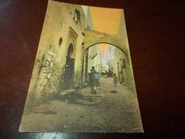 B703  Tripoli Vie Del Quartiere Arabo Cm14x9 Non Viaggiata - Libia