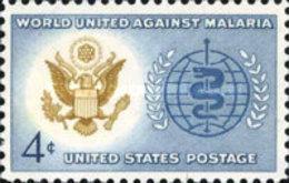 United-States - Malaria Eradication  -1962 - Oblitérés