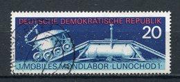 DDR Nr.1659         O  Used       (21468) ( Jahr: 1971 ) - DDR