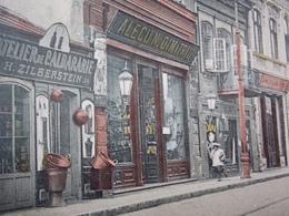 Romania Roumanie Cpa Postcard  - GALATI - Shop Front Zilberstein - Judaica - Roumanie
