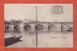 FRANCE TYPE BLANC SUR CARTE DE 1904 CACHET HEXAGONAL - 1900-29 Blanc