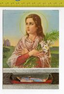 SANTA MARIA GORETTI Santuario Di Nettuno FG NV SEE 2 SCANS - Santi